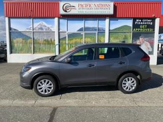 Used 2017 Nissan Rogue AWD 4dr SV for sale in Campbell River, BC
