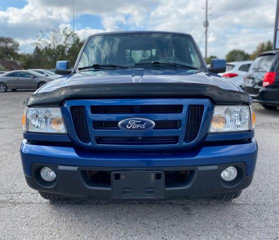 2011 Ford Ranger SPORT Photo8