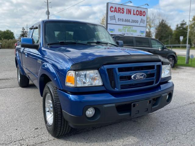 2011 Ford Ranger SPORT Photo1