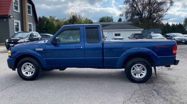 2011 Ford Ranger SPORT Photo6