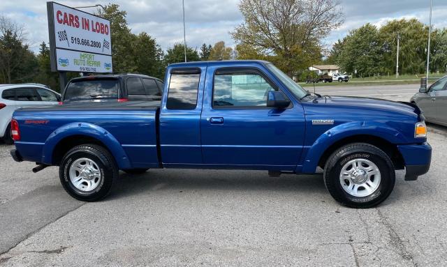 2011 Ford Ranger SPORT Photo2
