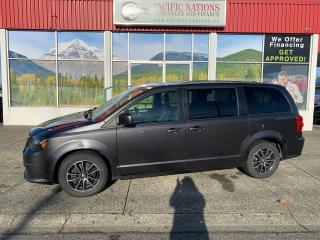 Used 2018 Dodge Grand Caravan GT 2WD for sale in Campbell River, BC
