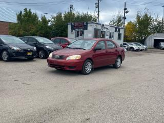 Used 2004 Toyota Corolla CE for sale in Kitchener, ON