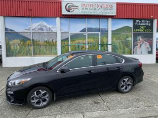 Used 2020 Kia Forte EX+ IVT for sale in Campbell River, BC