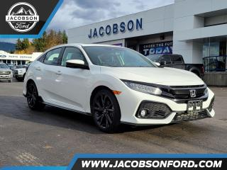 Used 2018 Honda Civic Sport Touring for sale in Salmon Arm, BC