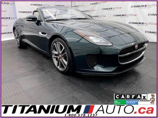 Used 2020 Jaguar F-Type 2.99% Financing+Convertible+Lane Assist+Apple Play for sale in London, ON