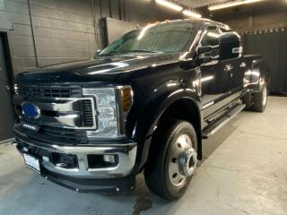 Used 2019 Ford F-450 XLT Clean CarFax! Dually! NAV! LEATHER! AIR SUSPENSION REAR! for sale in Kingston, ON