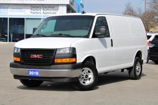 Used 2018 GMC Savana 2500 Work Van for sale in Toronto, ON