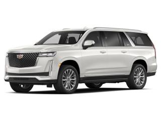 New 2021 Cadillac Escalade ESV Sport Platinum for sale in Burnaby, BC