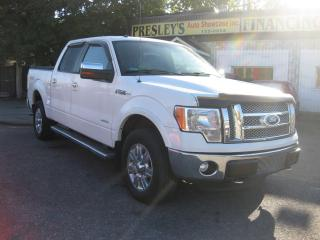 Used 2011 Ford F-150 XLT Lariat 4x4 Supercrew 3.5L V6 AC PL PM PW for sale in Ottawa, ON