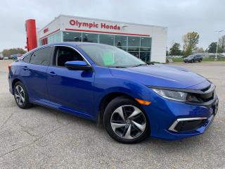 Used 2020 Honda Civic LX for sale in Guelph, ON