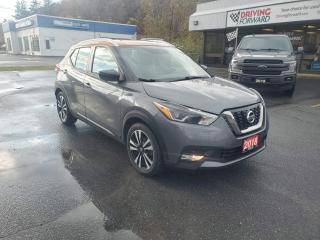 Used 2018 Nissan Kicks SR for sale in Greater Sudbury, ON
