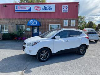 Used 2015 Hyundai Tucson Limited, One Owner, New Engine, $97 BiWeekly* for sale in Kingston, ON