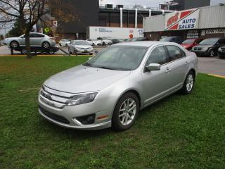 Used 2010 Ford Fusion SEL ~ LEATHER ~ ALLOYS ~ HEATED SEATS ~ AS IS for sale in Toronto, ON