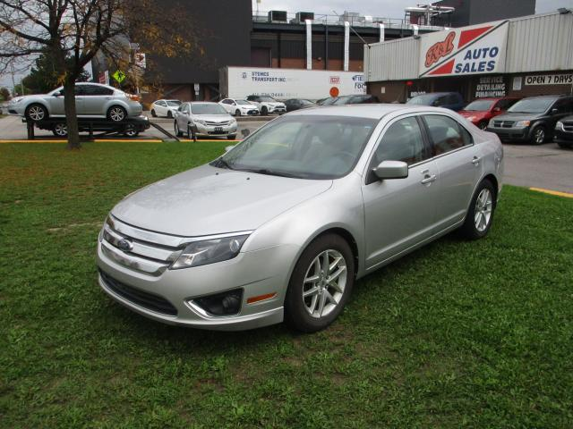 2010 Ford Fusion SEL ~ LEATHER ~ ALLOYS ~ HEATED SEATS ~ AS IS