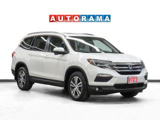 Used 2018 Honda Pilot EX-L AWD Navi Leather Sunroof 8 Pass for sale in Toronto, ON