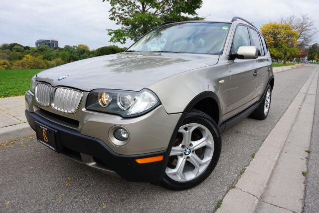 2009 BMW X3 LOW KM'S / STUNNING COMBO / NO ACCIDENTS / LOCAL