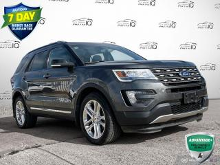 Used 2016 Ford Explorer LOCAL TRADE | WELL EQUIPPED | XLT | MOONROOF | SYNC3 | for sale in Sault Ste. Marie, ON