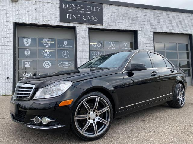 2012 Mercedes-Benz C-Class C 250 WINTER WHEELS INCLUDED/ CLEAN CARFAX/ LOADED