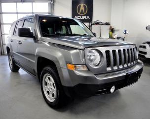 Used 2013 Jeep Patriot Sport,4X4,ALL SERVICE RECORDS,NO ACCIDENT for sale in North York, ON