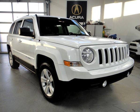 2012 Jeep Patriot North,4X4,NO ACCIDENT,SERVICE RECORDS