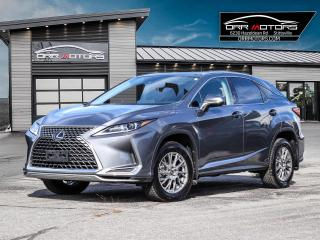 Used 2020 Lexus RX 350 STILL LIKE NEW! for sale in Stittsville, ON