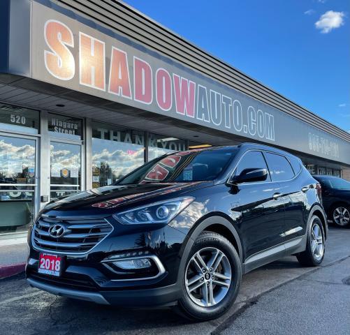 2018 Hyundai Santa Fe Sport Luxury  AWD  No Accidents  Navigation  Pano Roof 