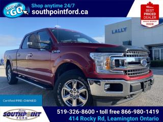 Used 2018 Ford F-150 XLT|4X4|5.0L|CRUISE CONTROL|BLUETOOTH| for sale in Leamington, ON