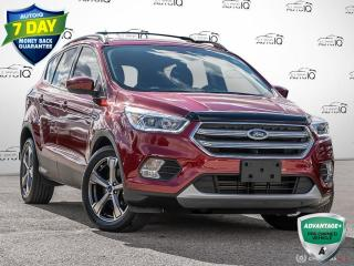 Used 2017 Ford Escape SE 2.0L Navigation | Leather | Sunroof for sale in Oakville, ON