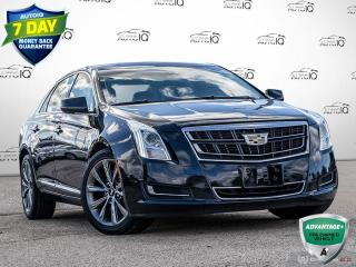 Used 2017 Cadillac XTS Leather | Heated & Cooled Seats !! for sale in Oakville, ON