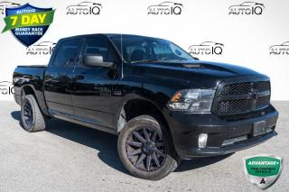 Used 2019 RAM 1500 Classic ST BLACKED OUT!!! ONE OWNER!!! for sale in Barrie, ON