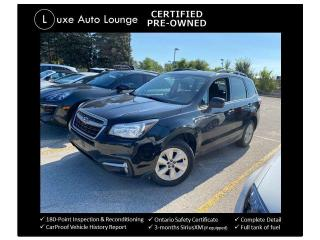 Used 2017 Subaru Forester 2.5i Convenience AWD, HEATED SEATS, POWER SEAT! for sale in Orleans, ON