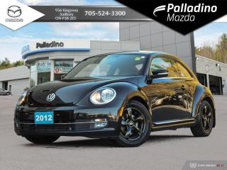 Used 2012 Volkswagen Beetle HEATED SEATS - FINANCING AVAILABLE for sale in Sudbury, ON