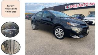 Used 2019 Toyota Corolla AUTO SAFETY CLEAN CAR FAX 4 NEW TIRES B-TOOTH FACT for sale in Oakville, ON