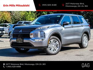 New 2022 Mitsubishi Outlander ES S-AWC for sale in Mississauga, ON