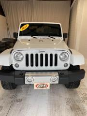 Used 2014 Jeep Wrangler Sahara for sale in Windsor, ON