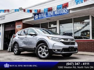 Used 2018 Honda CR-V EX AWD for sale in Toronto, ON