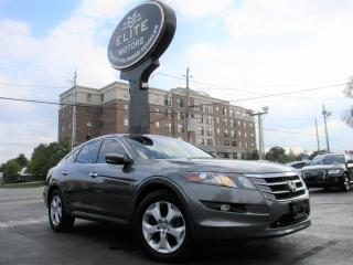 Used 2012 Honda Accord Crosstour 5dr HB EX-L 4WD for sale in Burlington, ON