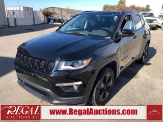 Used 2018 Jeep Compass NORTH for sale in Calgary, AB