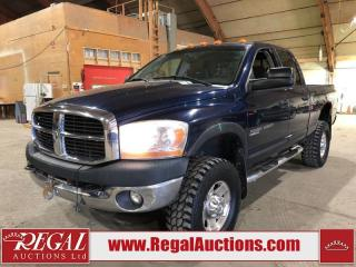 Used 2006 Dodge Ram 2500 for sale in Calgary, AB