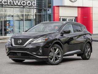 New 2021 Nissan Murano Platinum for sale in Winnipeg, MB