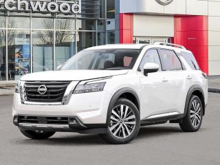 New 2022 Nissan Pathfinder Platinum for sale in Winnipeg, MB