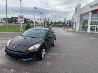 Used 2013 Mazda MAZDA3 GX for sale in Pickering, ON