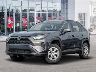 New 2021 Toyota RAV4 LE AWD for sale in Pickering, ON
