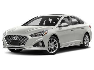 Used 2018 Hyundai Sonata Limited Certified   0.99% Available   No Accident for sale in Winnipeg, MB