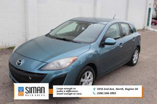 Used 2011 Mazda MAZDA3 GX EXCELLENT VALUE for sale in Regina, SK
