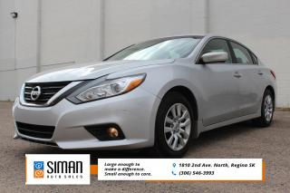 Used 2017 Nissan Altima 2.5 GUARANTEED APPROVAL for sale in Regina, SK