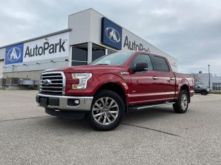 Used 2016 Ford F-150 XLT | BLUETOOTHY | SATELLITE RADIO | REAR-VIEW CAMERA | for sale in Innisfil, ON