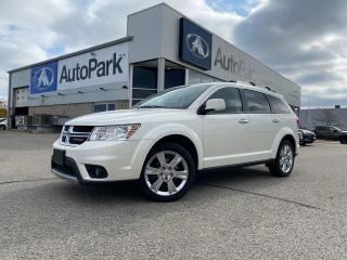 Used 2017 Dodge Journey GT | 7 PASSENGER | REMOTE START | SUNROOF | DVD PLAYER | for sale in Innisfil, ON