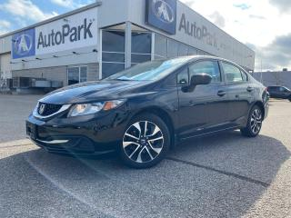 Used 2015 Honda Civic EX | SUNROOF | BLUETOOTH | FRONT HEATED SEATS | REAR-VIEW CAMERA | for sale in Innisfil, ON